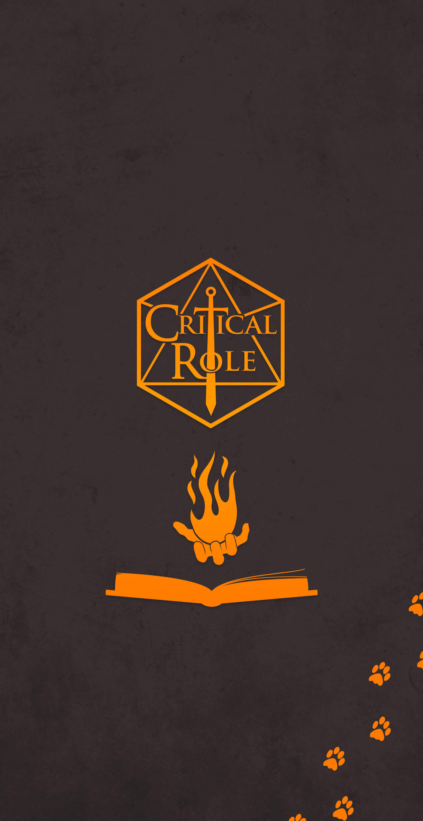 Critical Role Phone Wallpapers by @VividVisions