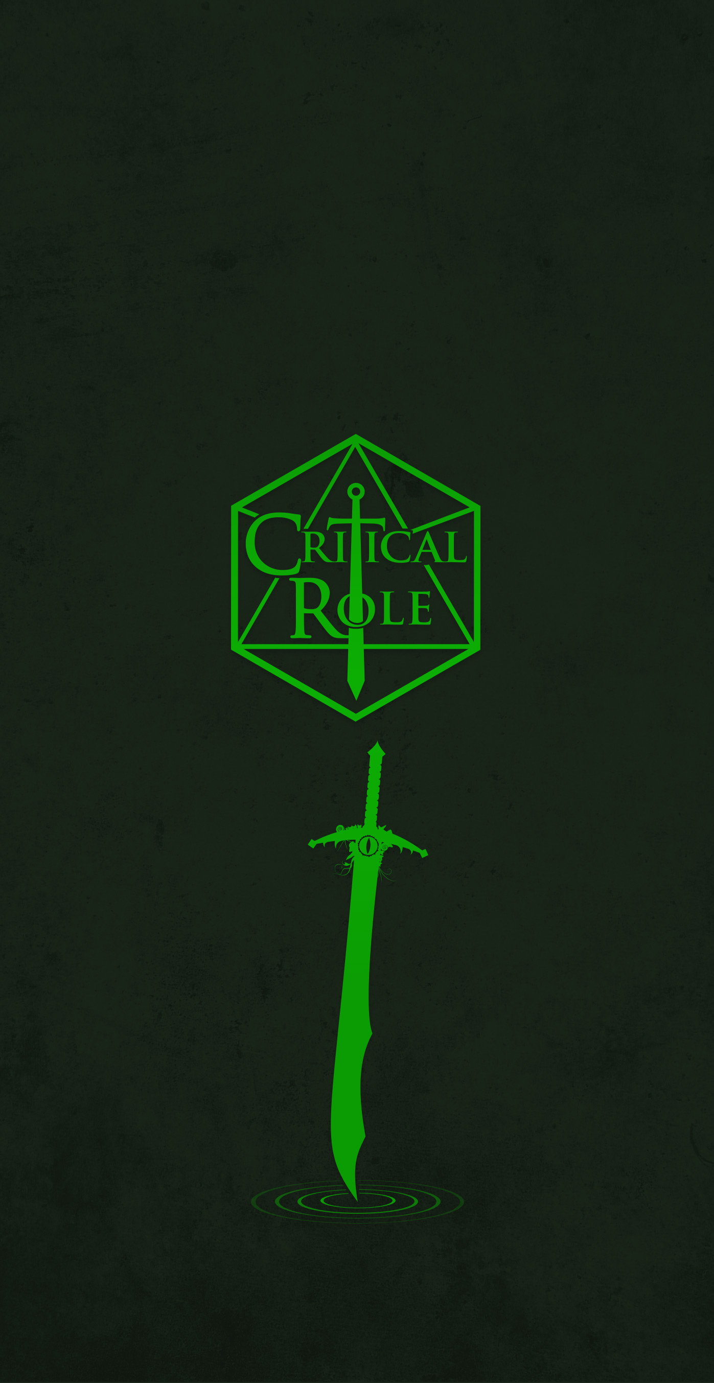 Critical Role Phone Wallpapers By Vividvisions